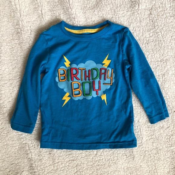 2t Birthday Boy Shirt